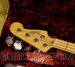 019-0102-878 Fender American Original'50s Precision Bass Aztec Gold With Case