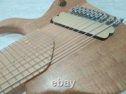 10-string Luthier Bass Guitar 2020