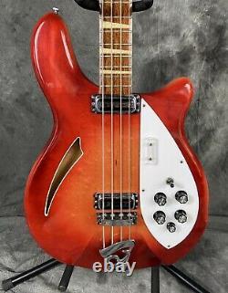 1967 Rickenbacker 4005 Fireglo