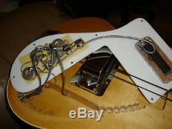 1970's Rickenbacker 4001 Vintage Electric Bass Guitar With Case
