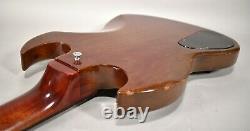 1972 Gibson EB-0 Walnut Finish Original Vintage Electric Bass Guitar withOHSC