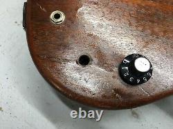 1972 Gibson SG EB0 Electric Bass Guitar Husk Natural