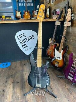 1976 Fender Precision Bass Guitar (Made in USA, Vintage, Great Condition)
