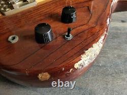 1980 Aria Pro II (Matsumoku) SB700 Neck Through Electric Bass (Made in Japan)