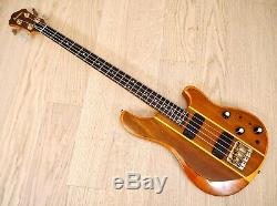 1980 Ibanez Musician ST-924WN Vintage Electric Bass Guitar Japan withohc