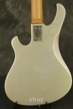 1981 Gibson VICTORY BASS Standard SILVER