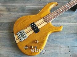 1982 Aria Pro II (Matsumoku) SB-R60 Fretless Neck-Through Bass (Made in Japan)