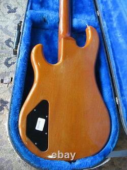 1987 Gibson Bass IV electric bass NATURAL MAHOGANY rare thunderbird pickups