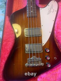 1990 Orvile by Gibson Thunderbird Bass Terada factory