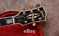 1992 Gibson Les Paul Custom 57 Black Beauty Reissue Andy Baxter Bass & Guitars