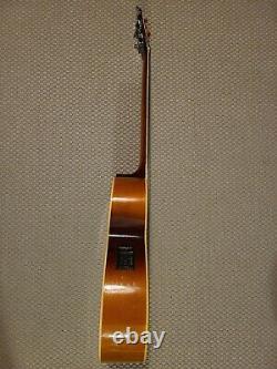 1994 EPIPHONE EL-CAPITAN VINTAGE SUNBURST Acoustic/Electric Bass Guitar with Case