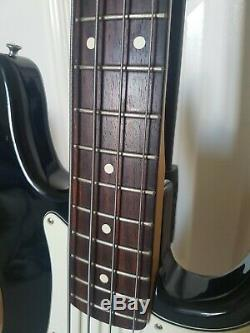 1999 Fender Standard Precision Electric Bass Guitar