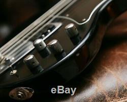 2004 Ibanez ATK 300 Japanese Electric Bass Guitar