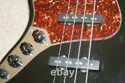 2005 60th Anniversary Fender DELUXE Jazz Bass Left-Handed (Made-in-Mexican)