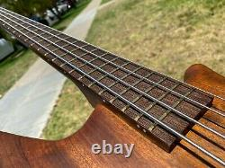 2005 Warwick Thumb 4 String Thumb BO Bolt On Bass with Fender case