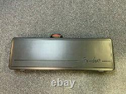 2013 Fender American Deluxe Jazz Bass Black & Maple