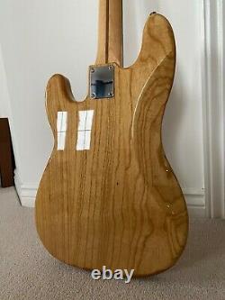 2018 Fender FSR 70's Precision Bass