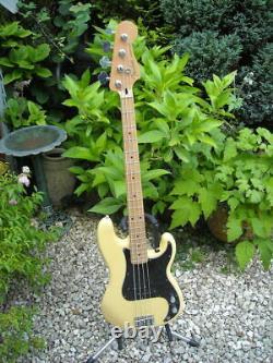 2019 Fender Player P Bass