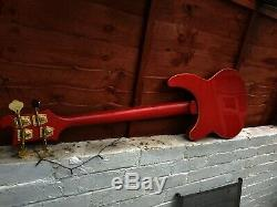 4 String Custom Electric Bass Guitar