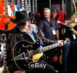 A Rare Gretsch G6120TB-DE Duane Eddy Signature Six String Baritone / Bass Guitar
