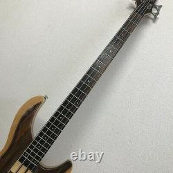 Aria Pro II IGB-50 ROSE Electric Bass Guitar with Soft Case