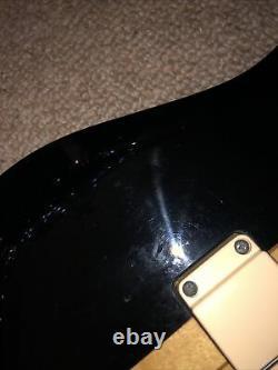 Aria Pro II TSB 350 bass guitar fabulous original condition- c. 1981 Black Guitar
