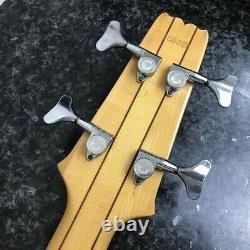 Aria Pro II TSB-550 1981 Vintage Neck Thru Electric Bass Guitar