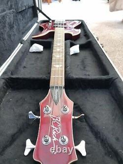 B. C Rich Masterpiece Bass Guitar