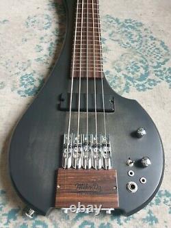 Bass 5 string Scale 22 Travel Bass FingyBass