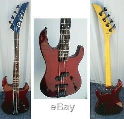 Charvel Bass Guitar 1986-1991 Made In Japan'80s MIJ Jackson P/J Electric Bass