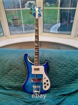 Custom 4 String Bass