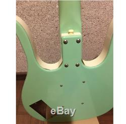 Danelectro 58 Longhorn Seafoam Green Electric Bass Guitar Shipped from Japan Ltd