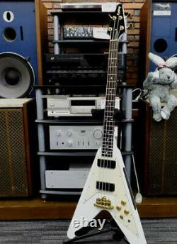 EPIPHONE Electric Bass Flying V Bass #4630