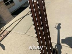 ESP 1970s Navigator Bass Fretless