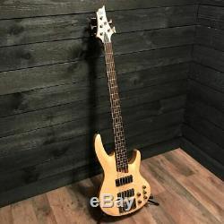 ESP LTD B-335 5 String Natural Electric Bass Guitar