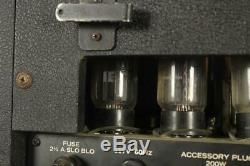 Earth USA Super-Bass B-1000 100w Electric Bass Guitar Tube Amplifier Amp