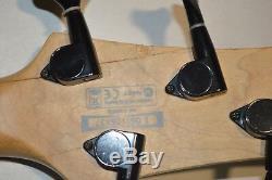 Electric Bass Guitar White SRX2EX2 SoundGear By Ibanez 4 string READ DESCRIPTION