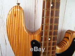 Electric guitar bass guitar FENDER Precision Bass 4 string USA