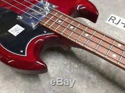 Epiphone EB-0 SG Electric Bass Guitar Cherry Short Scale