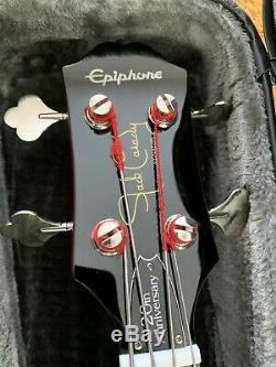 Epiphone Jack Casady 20th Anniversary Signature Electric Bass Guitar