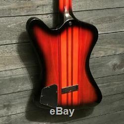 Epiphone Thunderbird Pro-IV Sunburst 4 String Electric Bass Guitar