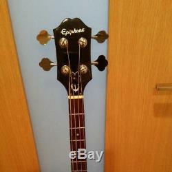 Epiphone rivoli vc Bass rare Japan vintage popular electric guitar EMS F / S