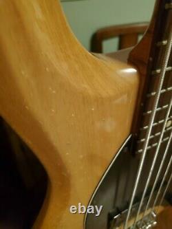 Ernie Ball Music Man Stingray Bass 5-string 1993 Very Good Condition Ser. #54308