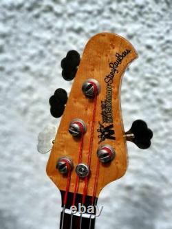 Ernie Ball Music Man Stingray CLASSIC Bass Guitar 2013
