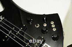Excellent Burny BMB-105 Through Neck B. C. Rich Copy Electric Bass Ref. No 3472