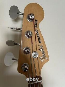 Fender 60s Mustang Vintera Bass In Seafoam Green