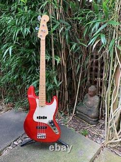 Fender American Jazz Bass Guitar