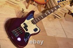 Fender American Standard Jaguar Bass Electric Guitar