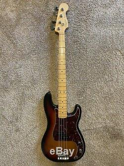 Fender American Standard Precision Electric Bass Guitar