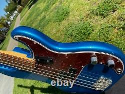 Fender American USA Original'60s P Bass Precision Lake Placid Blue 8.6 lbs